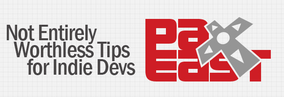 Evolve PR's Not Entirely Useless Tips for Indie Devs