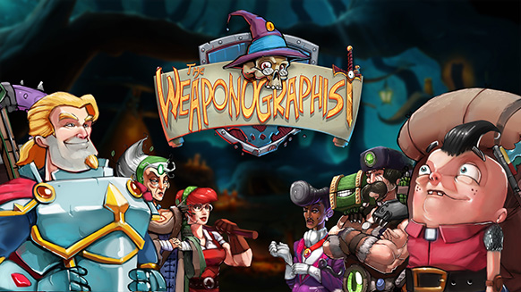 Weaponographist Feature 1