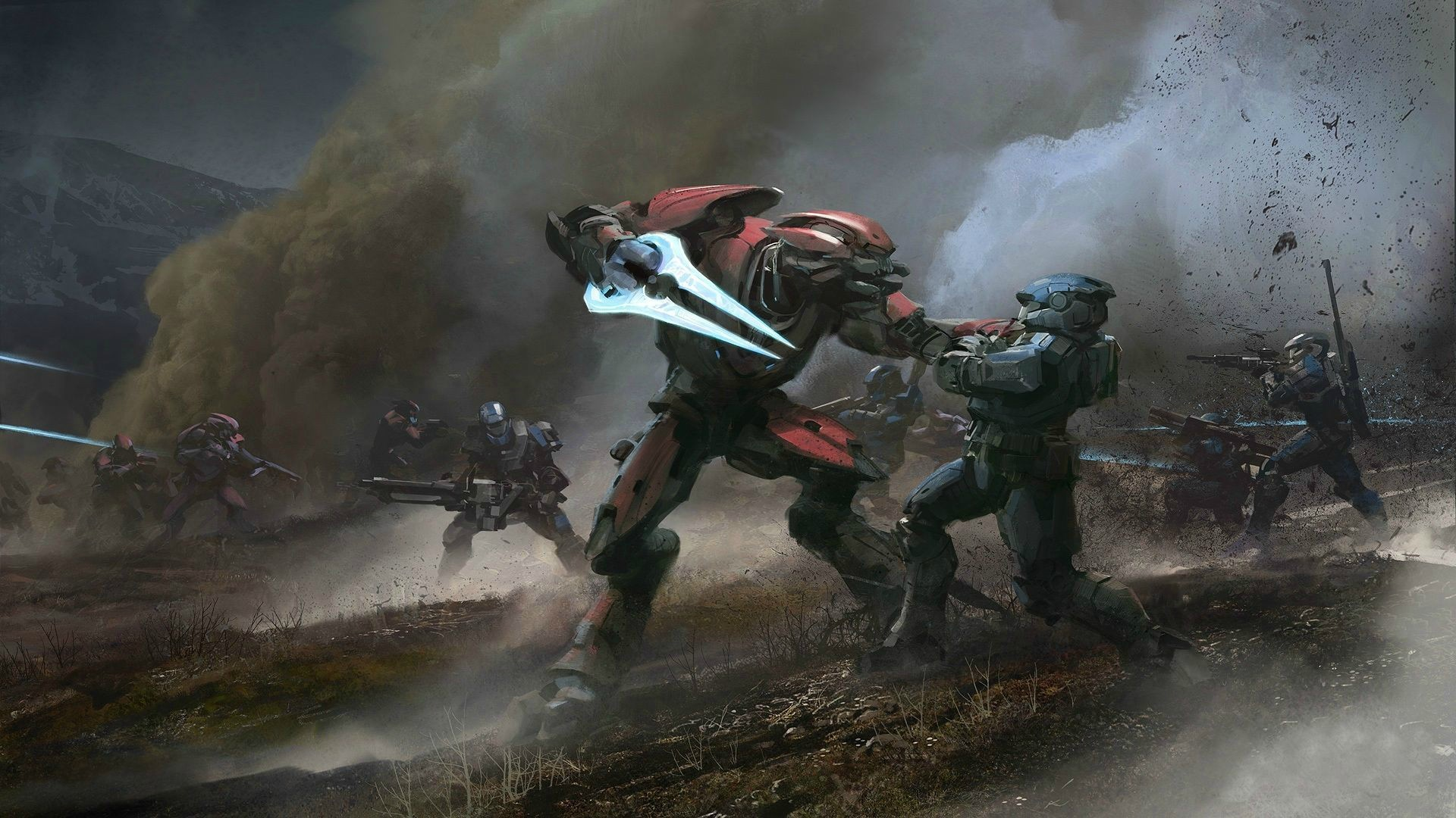 HALO: REACH MASTER CHIEF COLLECTION TRAILER ANALYSIS