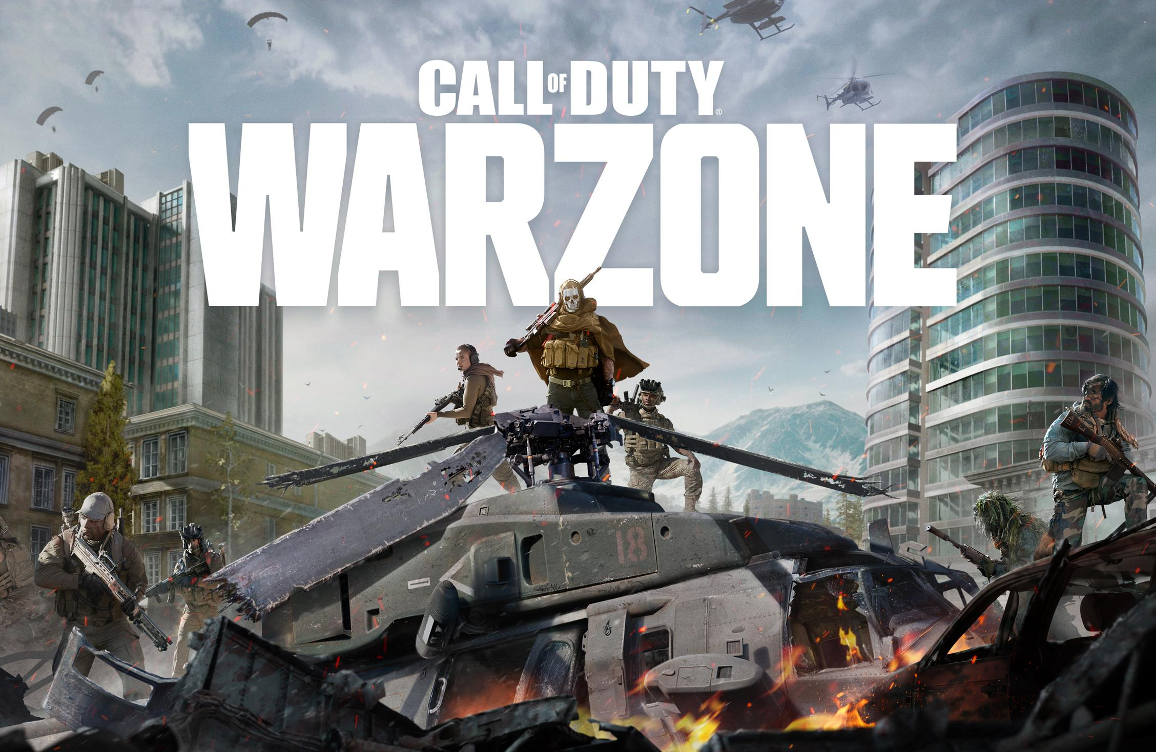 How Call of Duty: Warzone Has Helped Me Connect In The Time of Social Distancing